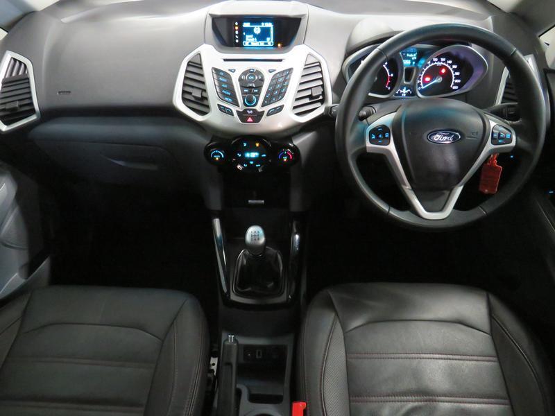 Ford Ecosport 1.5 Tdci Titanium Image 13