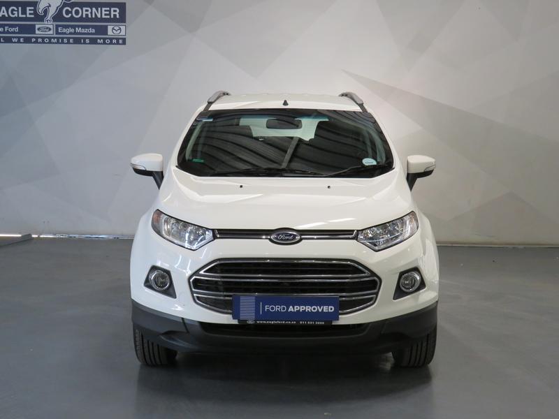 Ford Ecosport 1.5 Tdci Titanium Image 16