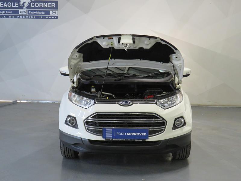 Ford Ecosport 1.5 Tdci Titanium Image 17