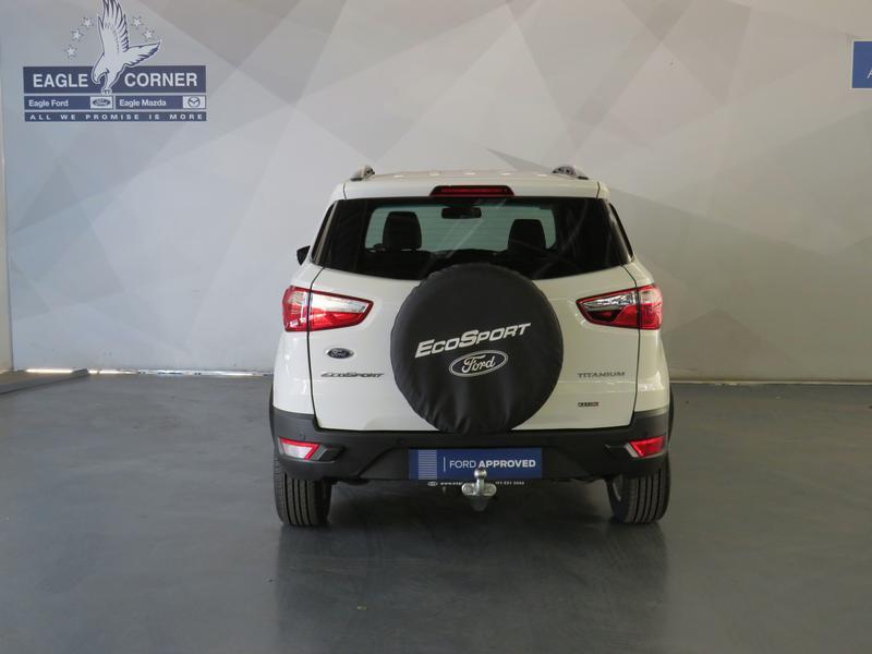 Ford Ecosport 1.5 Tdci Titanium Image 18