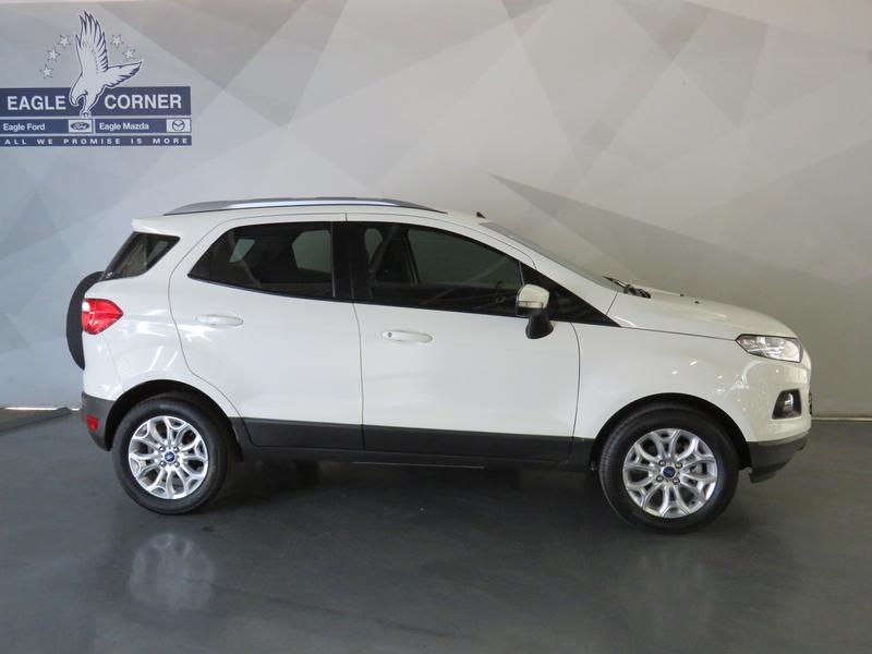 Ford Ecosport 1.5 Tdci Titanium Image 2