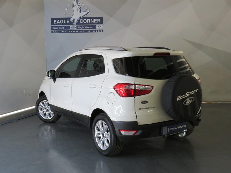 Ford Ecosport 1.5 Tdci Titanium Image 20