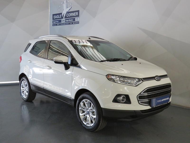 Ford Ecosport 1.5 Tdci Titanium Image 3