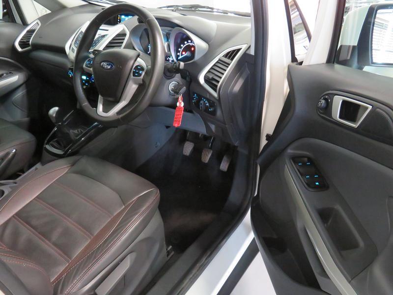 Ford Ecosport 1.5 Tdci Titanium Image 7