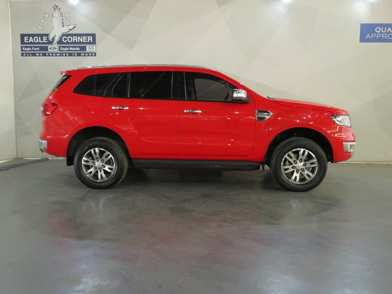 Ford Everest 3.2 Tdci Xlt 4X4 At Image 2