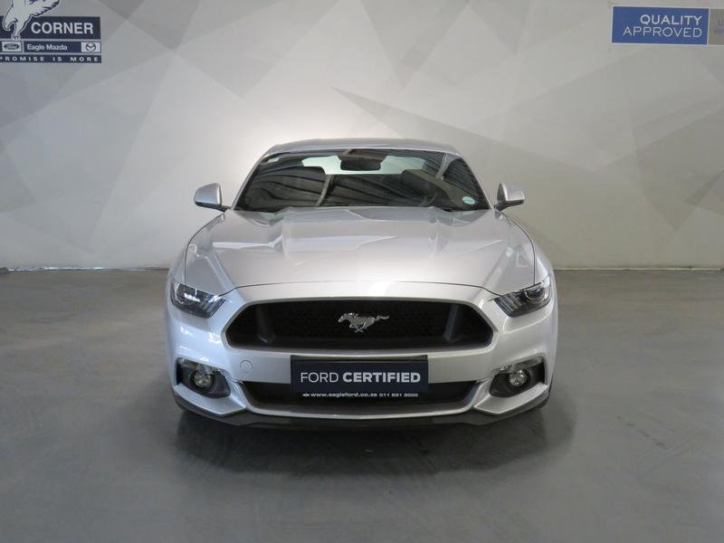 Ford Mustang 5.0 Gt Fastback Image 16