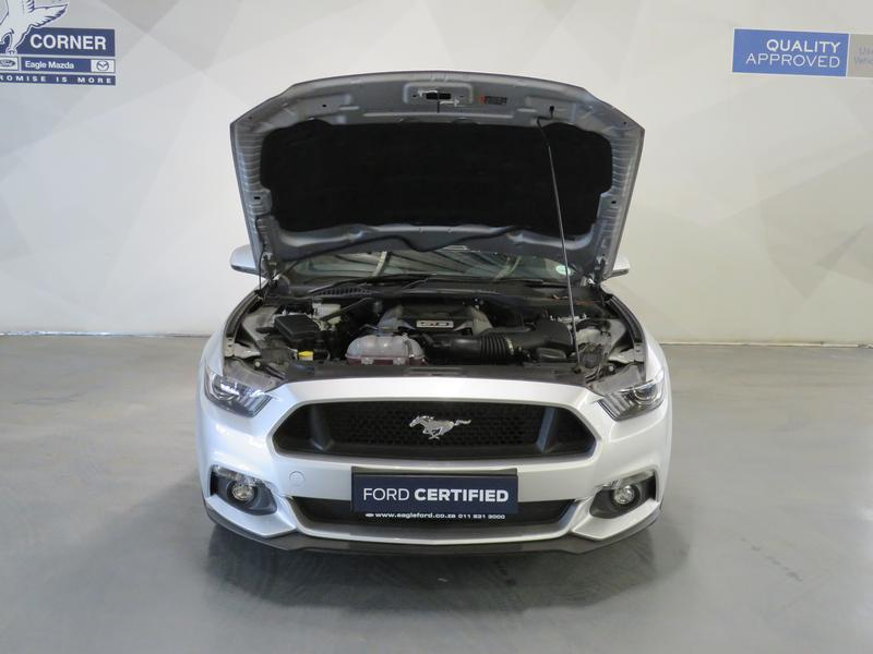 Ford Mustang 5.0 Gt Fastback Image 17