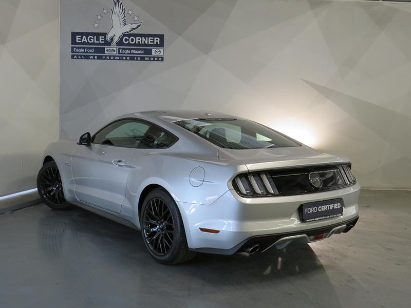 Ford Mustang 5.0 Gt Fastback Image 20