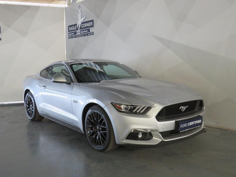 Ford Mustang 5.0 Gt Fastback Image 3