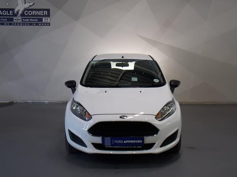 Ford Fiesta 1.5 Tdci Ambiente Image 16