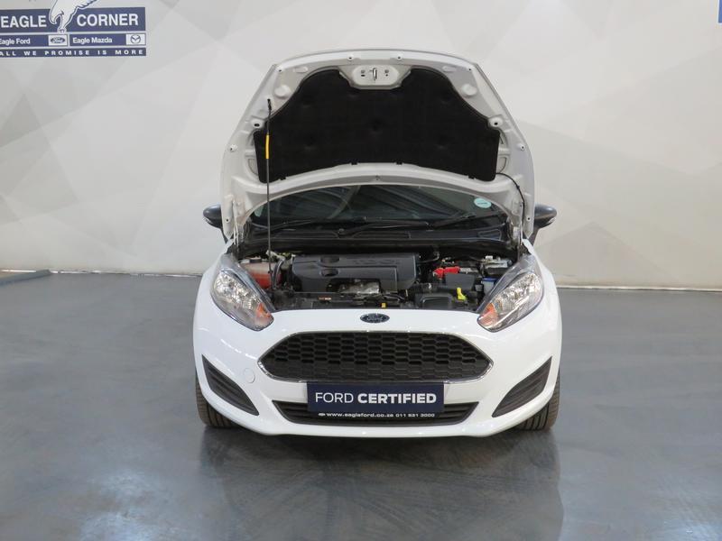 Ford Fiesta 1.5 Tdci Ambiente Image 17