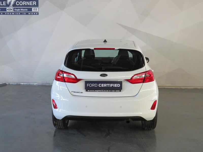 Ford Fiesta 1.0 Ecoboost Trend Image 18