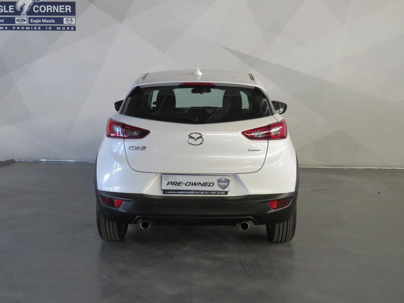 Mazda CX-3 2.0 Dynamic Image 18
