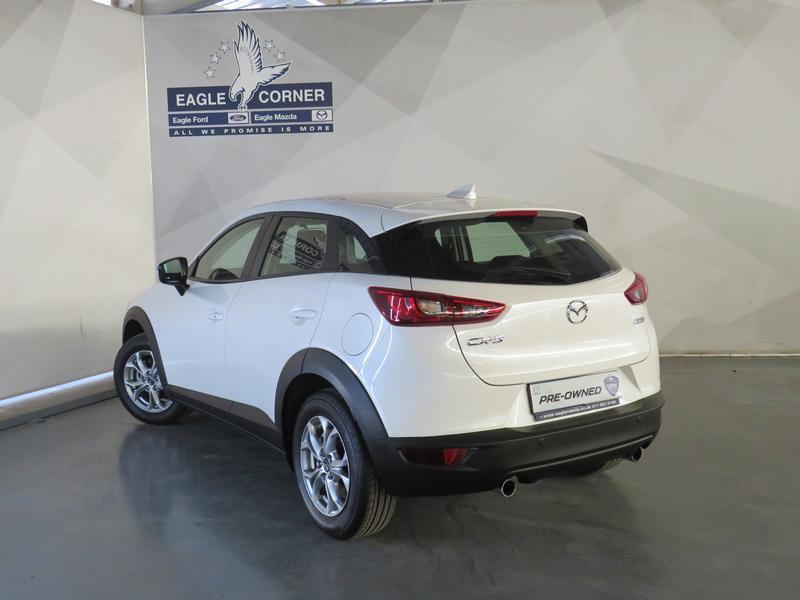Mazda CX-3 2.0 Dynamic Image 20