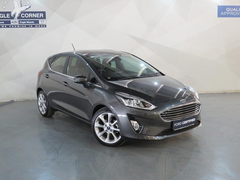 Ford Fiesta 1.0 Ecoboost Titanium At