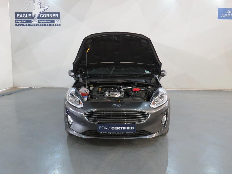 Ford Fiesta 1.0 Ecoboost Titanium At Image 17