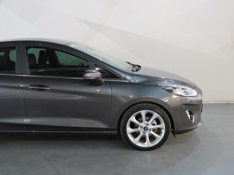 Ford Fiesta 1.0 Ecoboost Titanium At Image 4