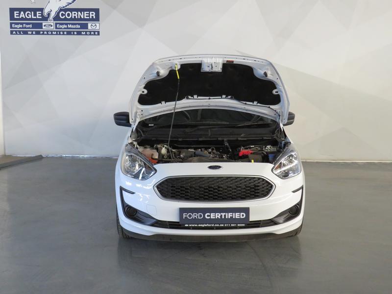 Ford Figo 1.5 Tivct Ambiente 4-Door Image 16
