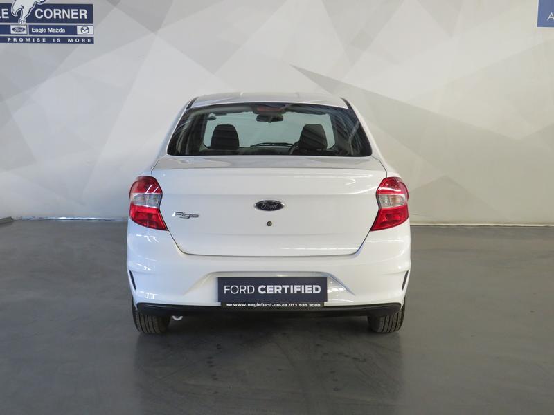 Ford Figo 1.5 Tivct Ambiente 4-Door Image 17