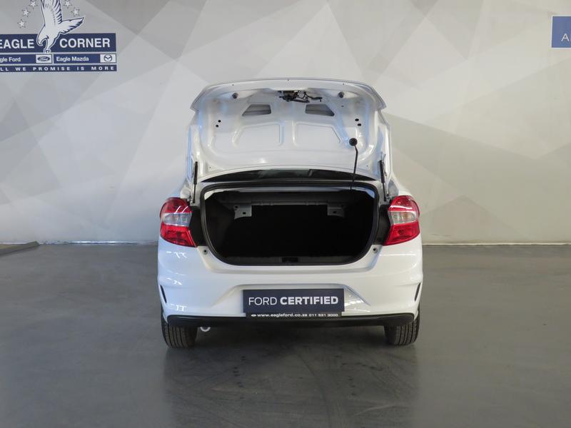 Ford Figo 1.5 Tivct Ambiente 4-Door Image 18