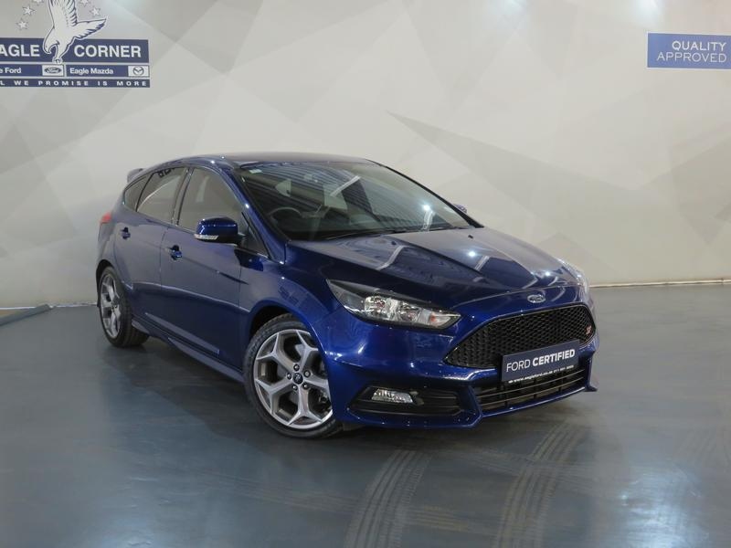 Ford Focus St 2.0 Ecoboost St1