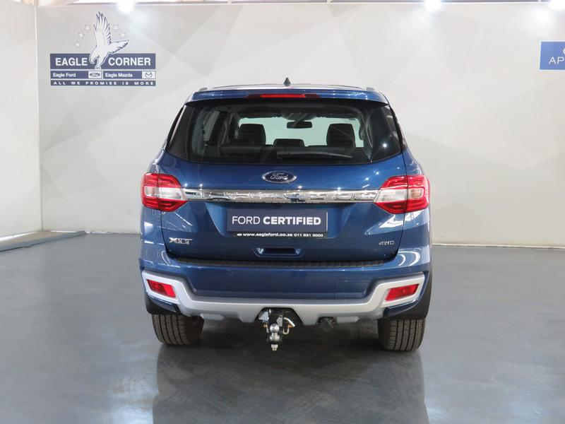 Ford Everest 3.2 Tdci Xlt 4X4 At Image 18