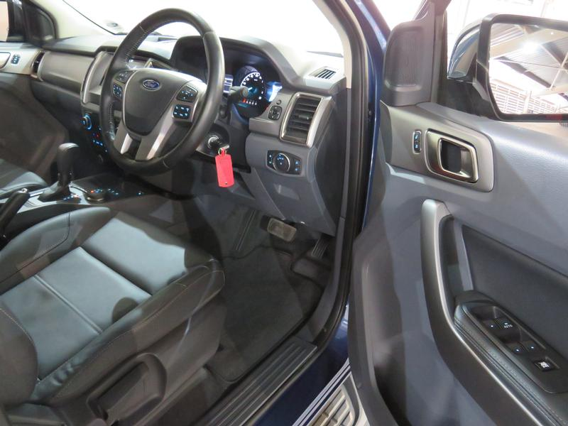 Ford Everest 3.2 Tdci Xlt 4X4 At Image 7