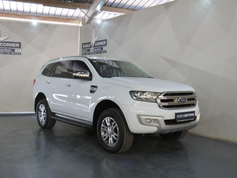 Ford Everest 3.2 Tdci Xlt 4X4 At Image 3