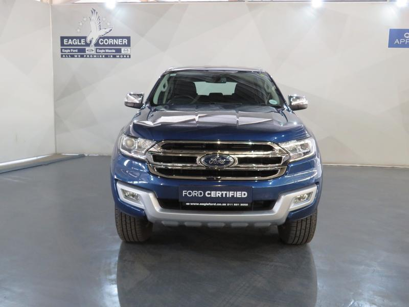 Ford Everest 3.2 Tdci Xlt 4X4 At Image 16
