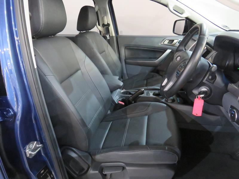 Ford Everest 3.2 Tdci Xlt 4X4 At Image 8