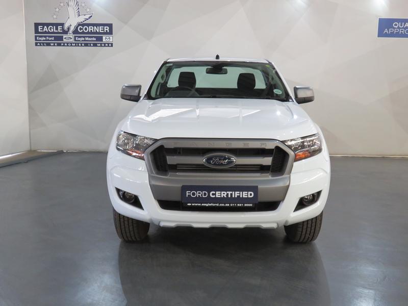Ford Ranger 2.2 Tdci Xls 4X4 S/cab Image 16