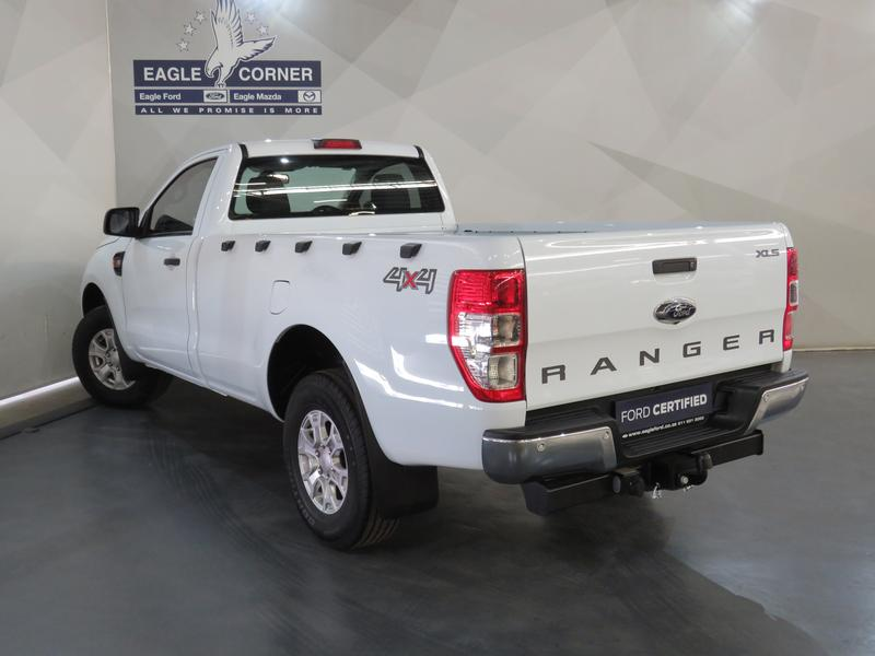 Ford Ranger 2.2 Tdci Xls 4X4 S/cab Image 20