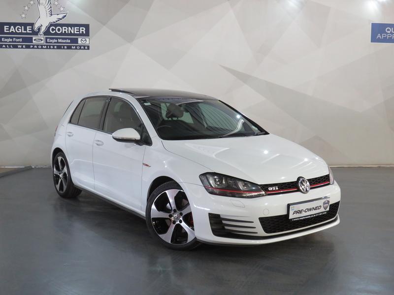 Volkswagen Golf 7 2.0 Tsi Gti Dsg