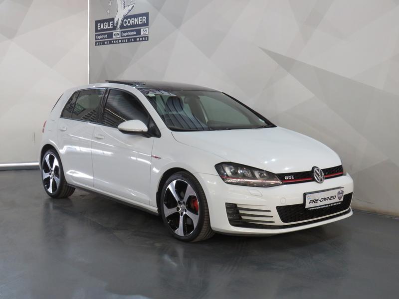 Volkswagen Golf 7 2.0 Tsi Gti Dsg Image 3