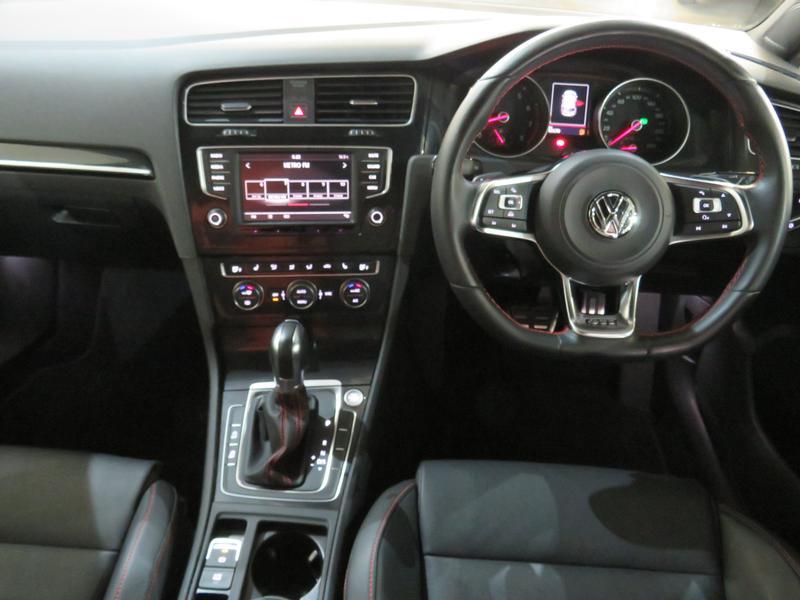 Volkswagen Golf 7 2.0 Tsi Gti Dsg Image 13