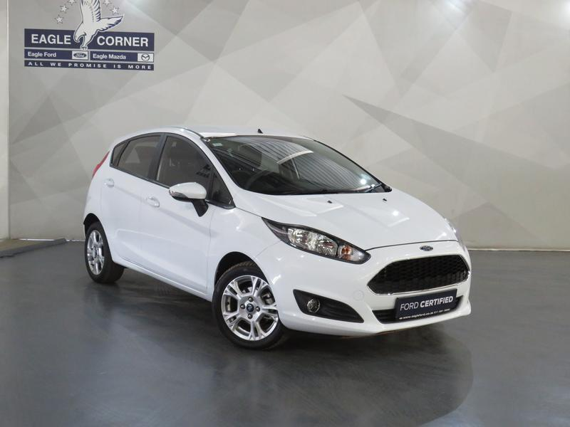 Ford Fiesta 1.0 Ecoboost Trend Esp Image 1