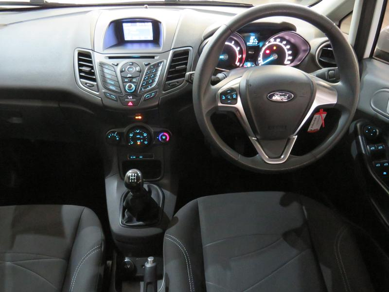 Ford Fiesta 1.0 Ecoboost Trend Esp Image 13