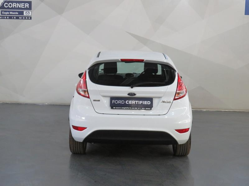 Ford Fiesta 1.0 Ecoboost Trend Esp Image 18