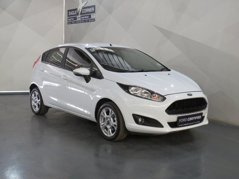 Ford Fiesta 1.0 Ecoboost Trend Esp Image 3