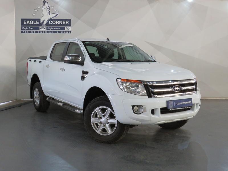 Ford Ranger 3.2 D Xlt Hr D/cab At
