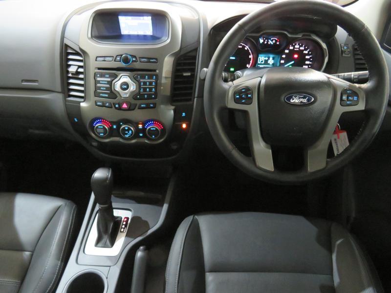 Ford Ranger 3.2 D Xlt Hr D/cab At Image 13