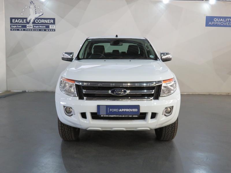 Ford Ranger 3.2 D Xlt Hr D/cab At Image 16