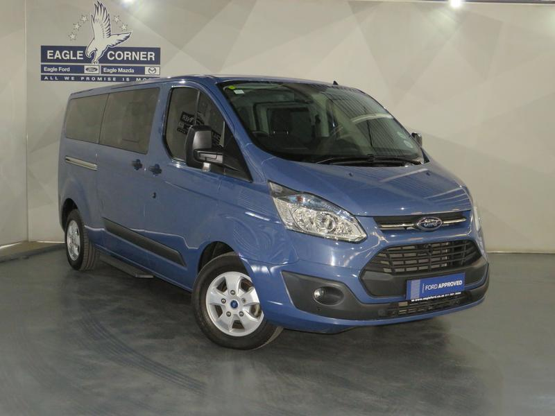 Ford Tourneo Custom 2.2 Tdci Trend Lwb