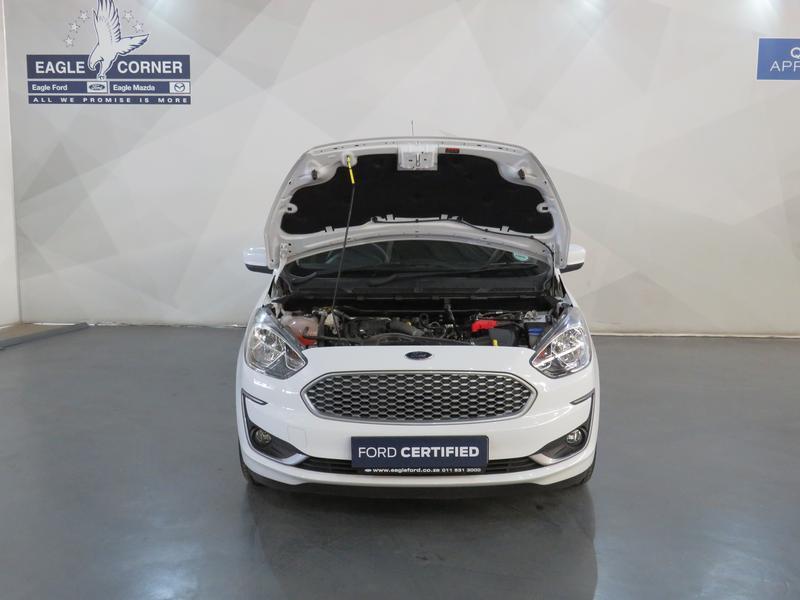 Ford Figo 1.5 Tivct Trend 5-Door Image 17