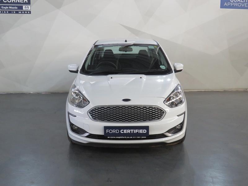 Ford Figo 1.5 Tivct Trend 4-Door Image 16