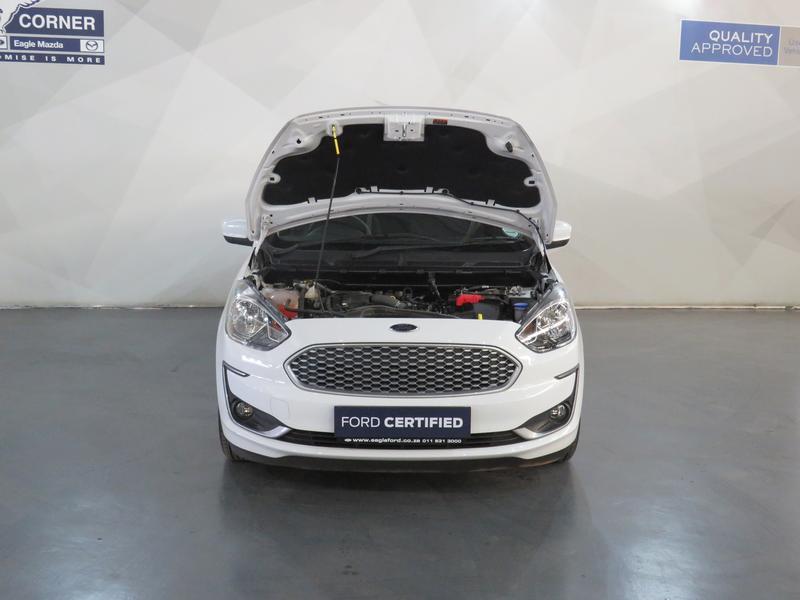 Ford Figo 1.5 Tivct Trend 4-Door Image 17