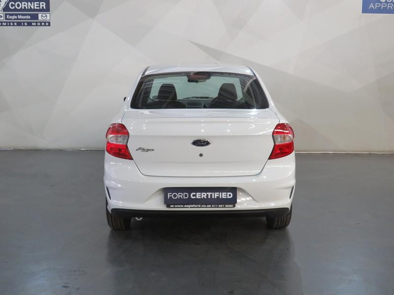 Ford Figo 1.5 Tivct Trend 4-Door Image 18