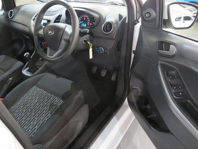 Ford Figo 1.5 Tivct Trend 4-Door Image 7