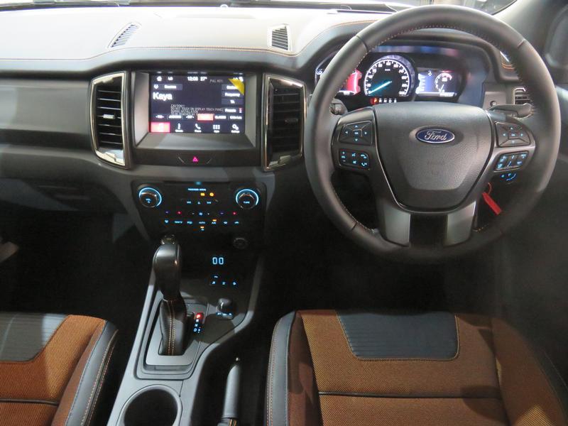 Ford Ranger 3.2 Tdci Wildtrak 4X4 D/cab At Image 13