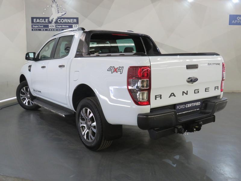 Ford Ranger 3.2 Tdci Wildtrak 4X4 D/cab At Image 20